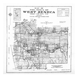 1938, West Seneca, New York, United States Giclee Print