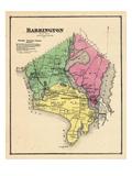 1870, Barrington, Rhode Island, United States Giclee Print