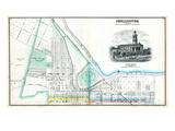 1875, Chillicothe 1, Ohio, United States Giclee Print