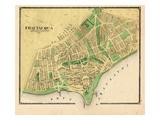 Chautauqua, New York, United States, 1881 Giclee Print