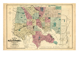 1877, Baltimore, Maryland, United States Giclee Print