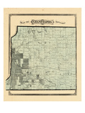 1876, Grand Rapids Township, Michigan, United States Giclee Print