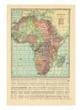 1906, Africa Giclee Print