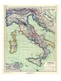 1898, 500 BC, Italy, Italia, Italiae Giclee Print