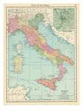 1913, Italy, Europe Giclee Print
