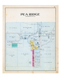 1903, Pea Ridge, Arkansas, United States Giclee Print