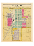 1903, Gravette, Arkansas, United States Giclee Print