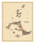 1879, Hull Town, Massachusetts, United States Giclee Print
