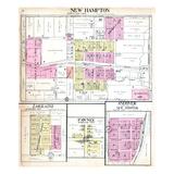 1917, New Hampton, Lorraine, Pawnee, Andover, Missouri, United States Giclee Print