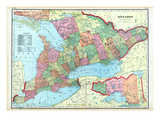 1906, Canada, Ontario, North America Giclee Print