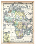 1890, Africa Giclée-tryk