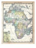 1890, Africa Giclée-Druck