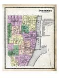 1873, Pulteney, New York, United States Giclee Print