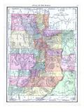 1913, United States, Utah, North America Giclee Print
