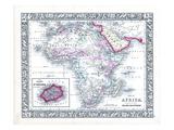 1864, Africa Giclee Print