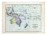 1873, Oceania Giclee Print