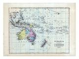 1873, Oceania Giclee Print