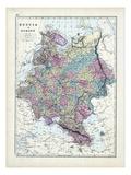 1873, Russia Giclee Print