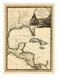 1798, Cuba, Central America, Latin America Giclee Print