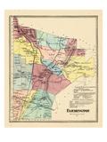 1869, Farmington, Connecticut, United States Giclee Print