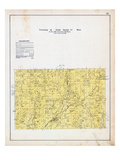 1903, Township 18 North, Range 31 West, Wager P.O., Cannon P.O., Arkansas, United States Giclee Print