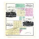 1871, Cortland, Somonauk, Illinois, United States Giclee Print