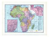 1925, Africa Giclee Print