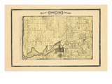 1876, Holand Township, Michigan, United States Giclee Print