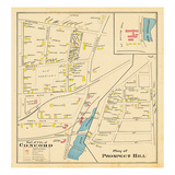 1892, Concord City 1l, New Hampshire, United States Giclee Print