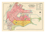 1919, Boston, South Boston, Massachusetts, United States Giclee Print