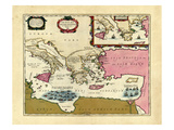 1648, Greece, Italy, Europe, Trojan War Giclee Print