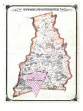 1875, Upper Providence Township, Media Bor, Ridley Creek, Pennsylvania, United States Giclee Print