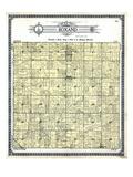 1913, Roxand Township, Mulliken, Hoytville, Needmore, Michigan, United States Giclee Print