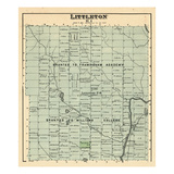 1877, Littleton, Maine, United States Giclee Print