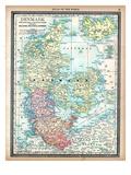 1890, Denmark, Europe, Denmark Giclee Print
