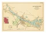 1898, Lake Quinsigamond, Massachusetts, United States Giclee Print