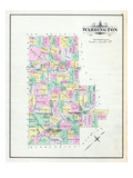 1891, Warrington Township, Pennsylvania, United States Giclee Print