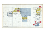 1921, Lake Geneva, Fontana, Lyons, Wisconsin, United States Giclee Print