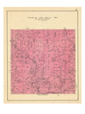 1903, Township 20 North, Range 31 West, Centerton, Gallis P.O., Arkansas, United States Giclee Print