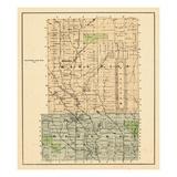 1877, Mars Hill, Blaine, Maine, United States Giclee Print