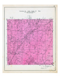 1903, Township 20 North, Range 29 West, Brightwater, Avoca, Arkansas, United States Giclee Print