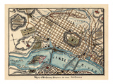 1863, Richmond, Virginia, United States Giclee Print
