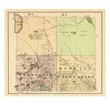 1877, Merrill, Moro, Umculcus Lake, Maine, United States Giclee Print