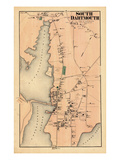 1871, Dartmouth South, South Dartmouth, Massachusetts, United States Giclee Print