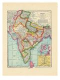1925, India, Asia Giclee Print