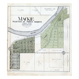 1919, Mackie, Frisco Heights, Missouri, United States Giclee Print