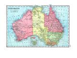 1906, Australia, Oceania Giclee Print