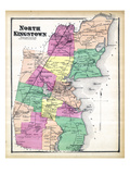 1870, Kingstown North, Rhode Island, United States Giclee Print