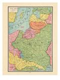 1925, Poland, Europe Giclee Print
