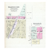 1904, Martin City, New Santa Fe, Missouri, United States Giclee Print